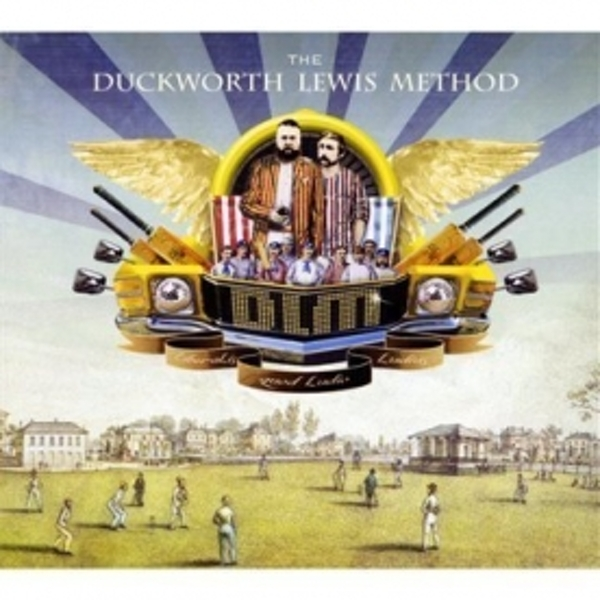 The Duckworth Lewis Method - The Duckworth Lewis Method CD