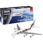 Airbus A380-800 Emirates Wild Life 1:144 Level 5 Revell Model Kit