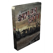 WWE 2K17 Suplex City Steelbook
