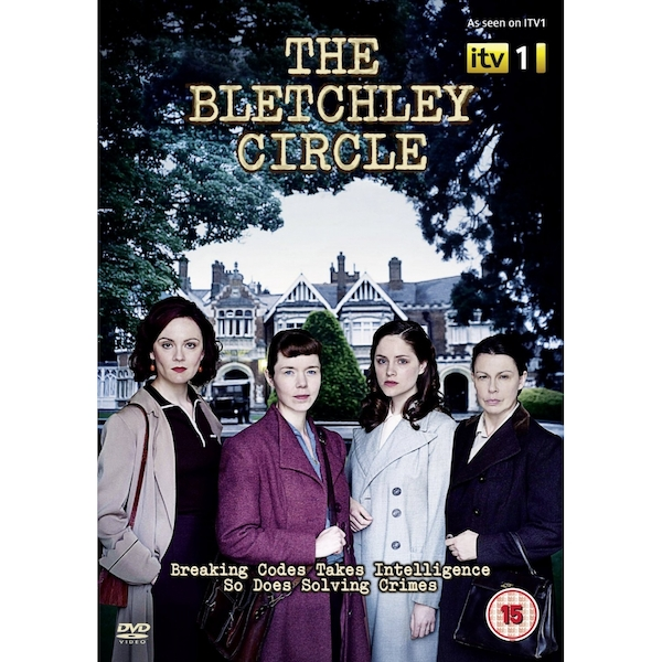 The Bletchley Circle Series One DVD