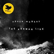 sPacemoNkey - The Karman Line Vinyl