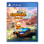 Garfield Kart Furious Racing PS4 Game