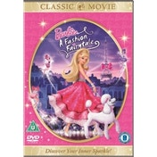 Barbie In A Fashion Fairytale DVD