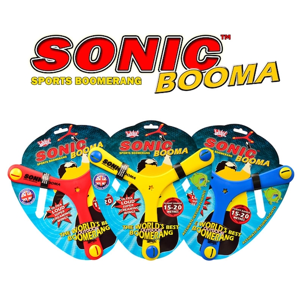 Wicked Sonic Booma (Assorted Colours)
