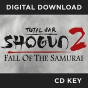 Total War Shogun 2 Fall Of The Samurai Limited Edition PC CD Key Download for Steam