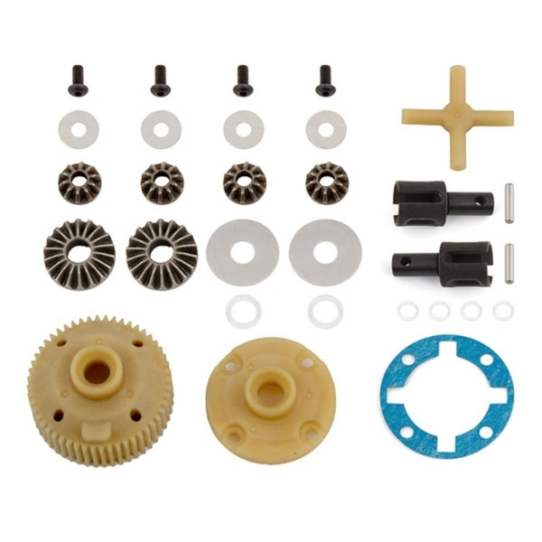 Team Associated RC10B6.1 Gear Differential Kit AS91786