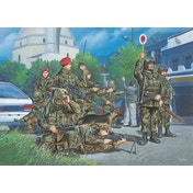 German Army Crisis Reaction Force 1:72 Revell Figures