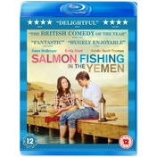 Salmon Fishing in the Yemen Blu-ray