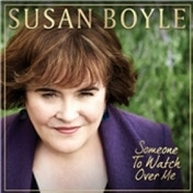 Susan Boyle Someone To Watch Over Me CD