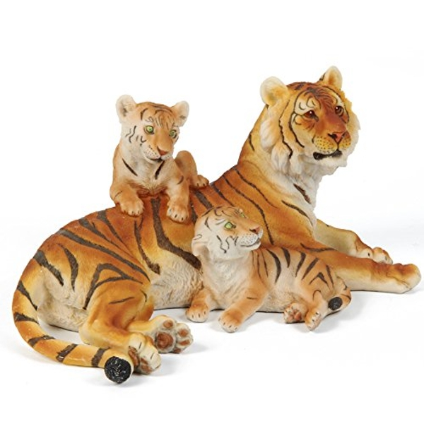 Naturecraft Collection Resin Figurine - Tiger Family