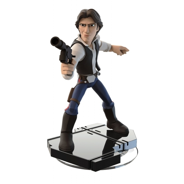 Disney Infinity 3.0 Han Solo (Star Wars) Character Figure - Image 1