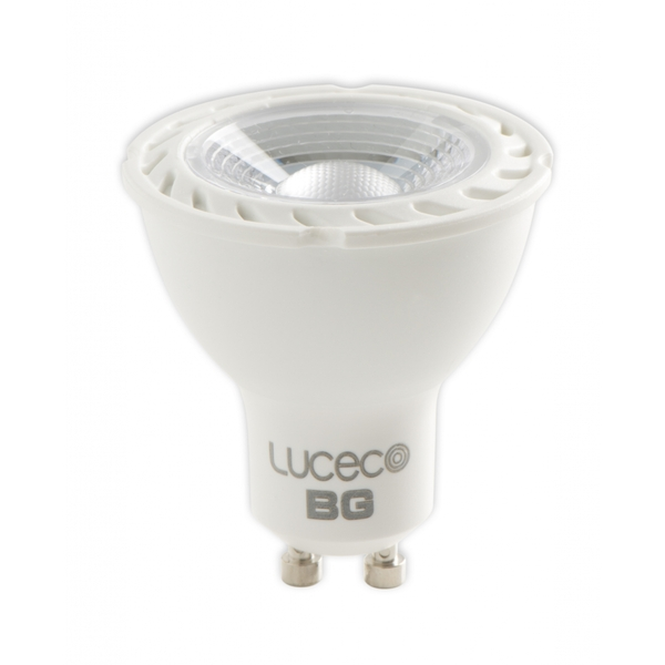 Luceco GU10 LED Dimmable 5w Warm