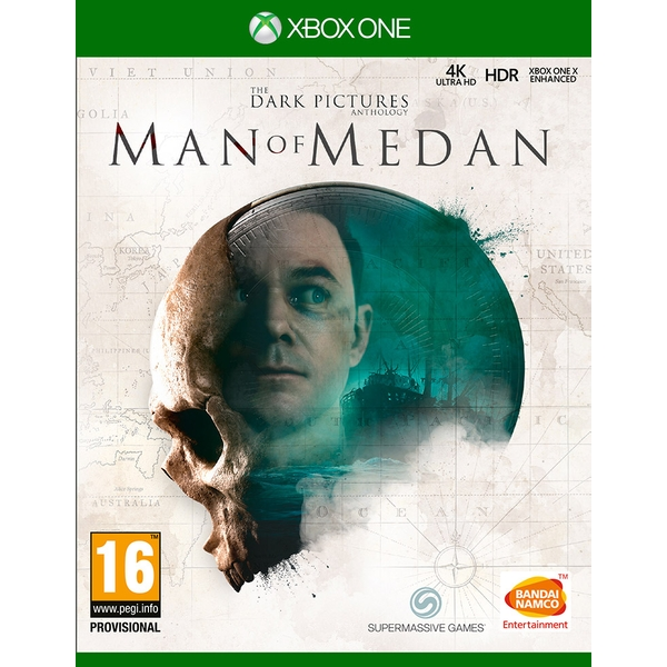 The Dark Pictures Man of Medan Xbox One Game - Image 1