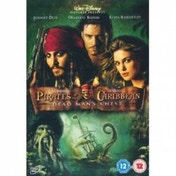 Pirates Of The Caribbean Dead Man's Chest DVD