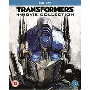 Transformers 4 Movie Collection Blu-ray