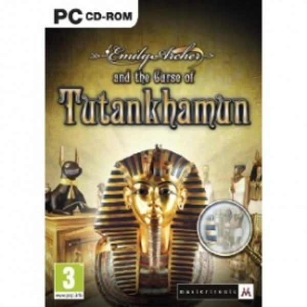 Emily Archer Curse of Tutankhamun Game PC