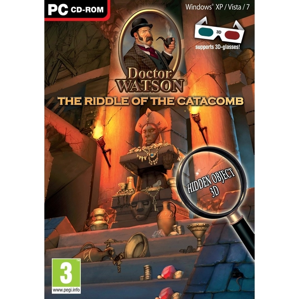Doctor Watson The Riddle Of The Catacomb PC Game
