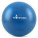 Proworks Gym Fitness Ball (55cm) - Blue - Image 2