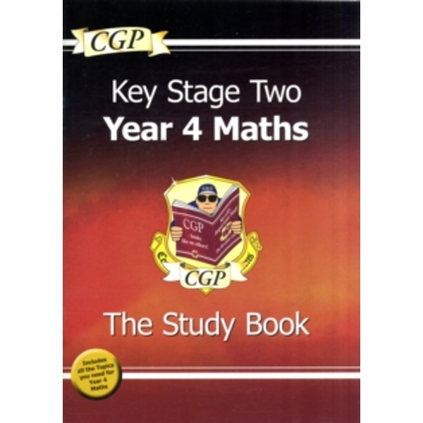 KS2 Maths Targeted Study Book - Year 4 by CGP Books (Paperback, 2008)
