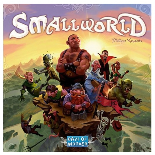 Small World Board Game - Image 1