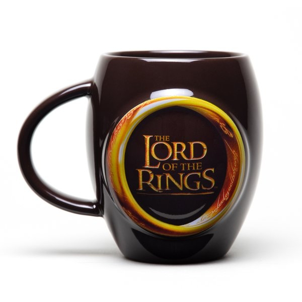 Lord of the Rings One Ring Oval Mug