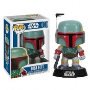 Boba Fett (Star Wars) Funko Pop! Vinyl Bobble-Head Figure