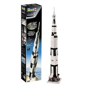 Apollo 11 Saturn V Rocket 50th Anniversary First Moon Landing 1:96 Revell Model Kit
