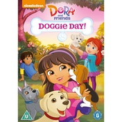 Dora and Friends: Doggie Day! DVD