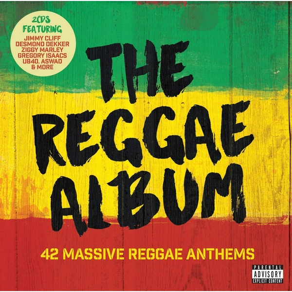 Various Artists - The Reggae Album CD