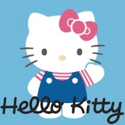 Hello Kitty Shuffling Deck Card Game