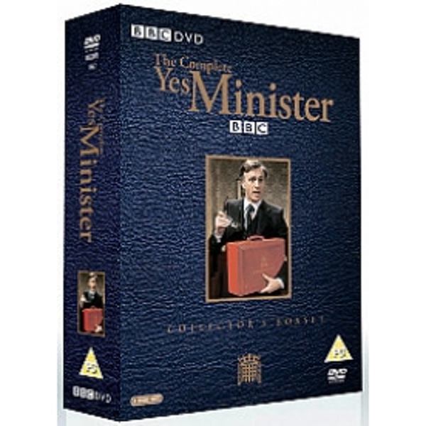 The Complete Yes Minister - Collector's Boxset DVD