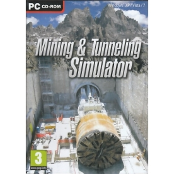 Mining & Tunnelling Simulator Game PC