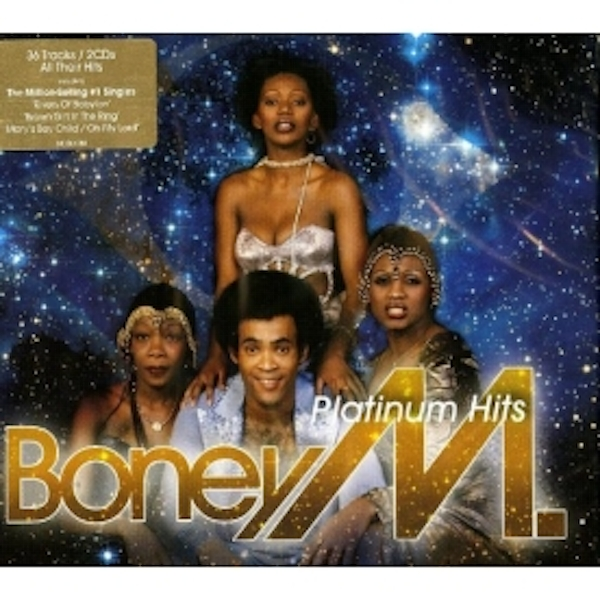 Boney - Platinum Hits CD
