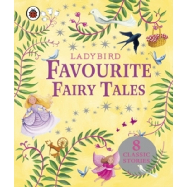 Ladybird Favourite Fairy Tales by Penguin Books Ltd (Hardback, 2011)