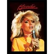 Blondie - Heart of Glass Framed 30 x 40cm Print