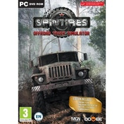 Spintires Off Road Truck Simulation PC CD Key Download For Steam