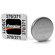 Energizer SR69/S47 371/370 Silver Oxide Coin Cell Watch Battery