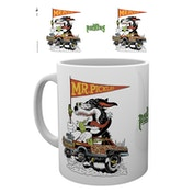 Mr Pickles - Hot Rod Mug