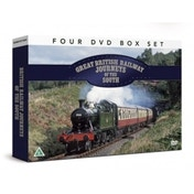 British Railway Journeys of the South DVD