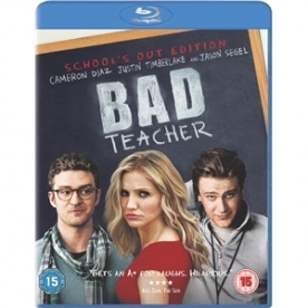 Bad Teacher Blu-Ray - Image 1
