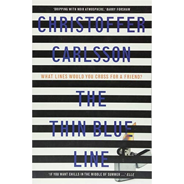 The Thin Blue Line  Paperback / softback 2018