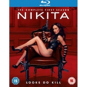 Nikita Season 1 Blu-ray