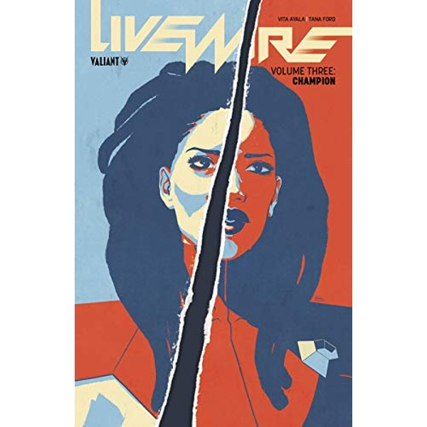 Livewire Volume 3: Champion
