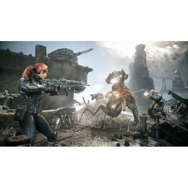 Gears Of War Judgment Game Xbox 360 - Image 5