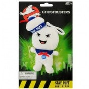 Ghostbusters Angry Stay Puft Mini Plush With Clip