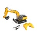 HUINA 1/16 11 Channel 2.4G RC Excavator with Diecast Bucket - Image 2