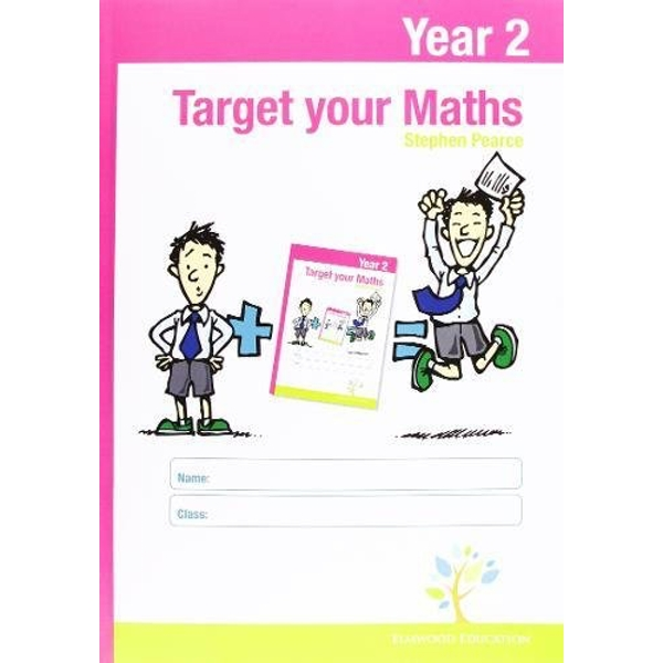 Target Your Maths Year 2 Workbook by Stephen Pearce (Paperback, 2016)