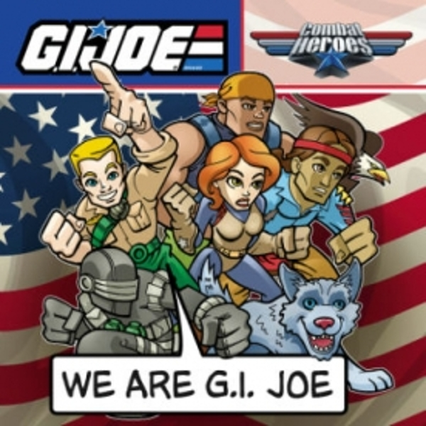 G.I. JOE Combat Heroes: We are G.I. JOE