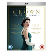 The Crown - Season 1 & 2 Blu-ray