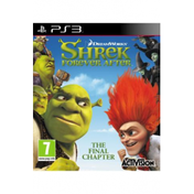 Shrek Forever After Game PS3